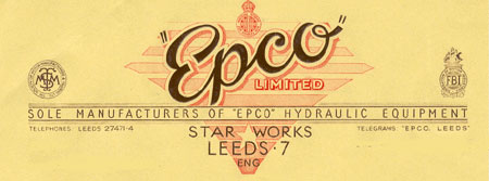 EPCO garagedomkrafter
